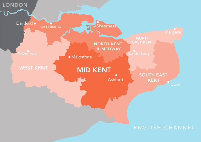 Artist Studio Finder Kent Regions